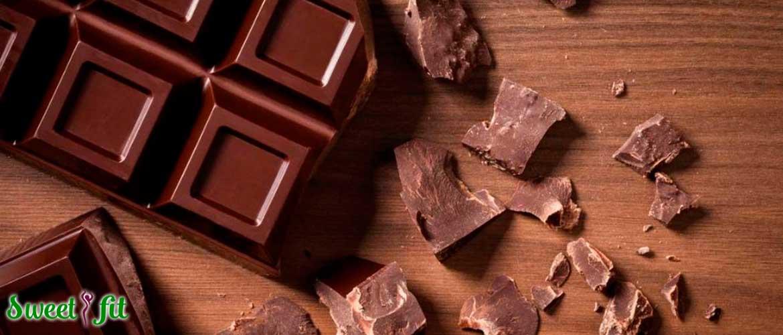 """Шоколад на диете и запуск выработки эндорфинов — """"таблетка счастья"""""""