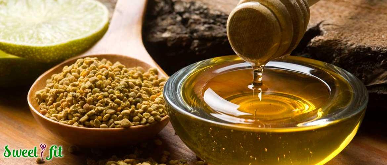 Цветочная пыльца для красоты и похудения
