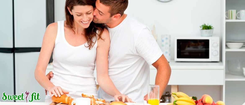 Различия по калориям для мужчин и женщин
