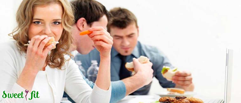 Книга: Питание и диета для офисных работников