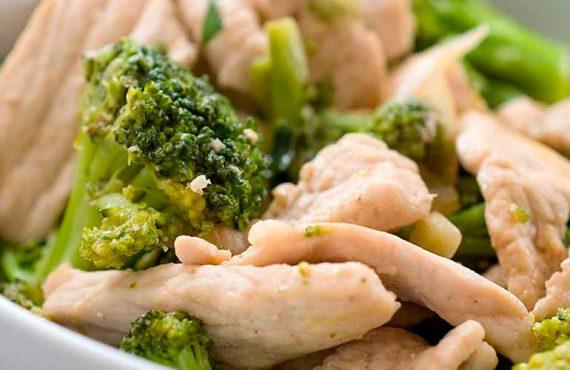 правильное питание курица