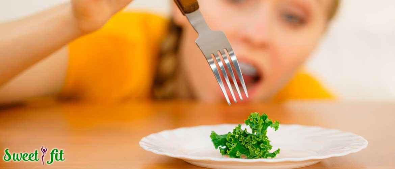 не уходит вес при диете
